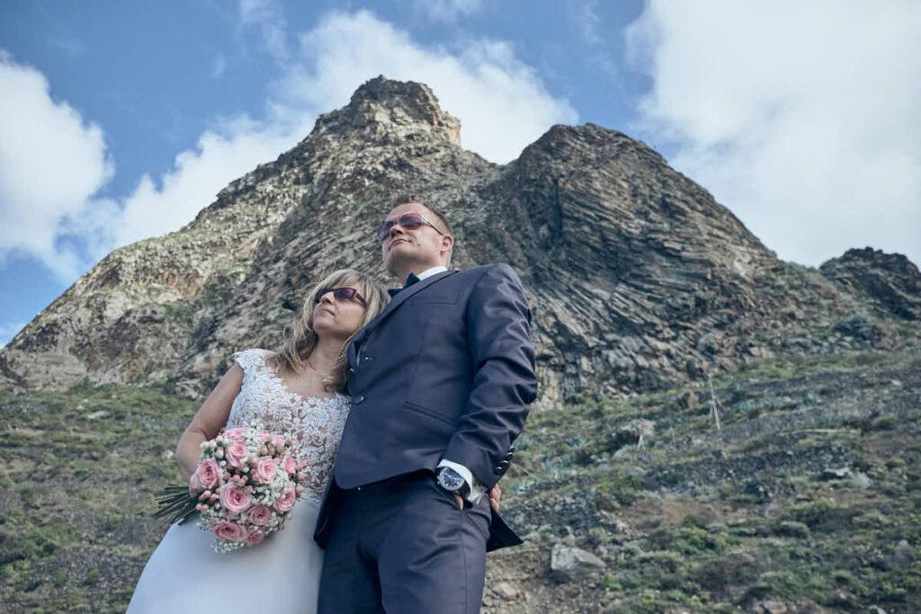 Hochzeit und danach das Afterweddingshooting mit all seinen Emotionen auf Teneriffa mit Deutscher Fotograf Teneriffa genießen